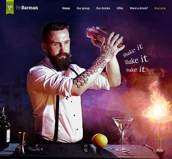 splash barman