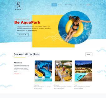 splash home aquapark