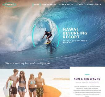 splash home surfing